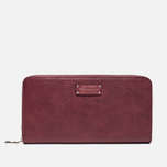 Master-Piece Noble Zip Wallet Wine photo- 0