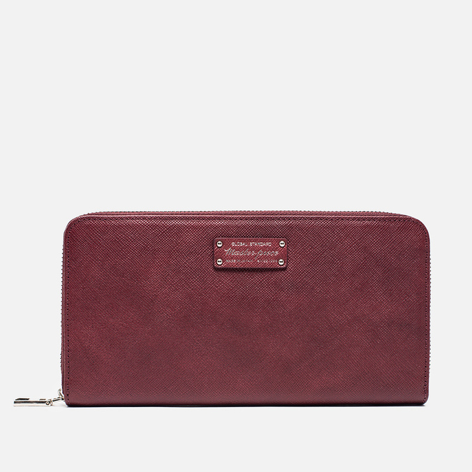 Master-Piece Noble Zip Wallet Wine