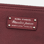 Master-Piece Noble Zip Wallet Wine photo- 6