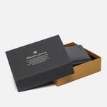 Кошелек Master-piece Plain Medium Zip Black фото- 4