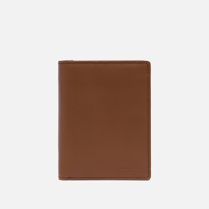 Кошелек Master-piece Plain Medium Zip Camel