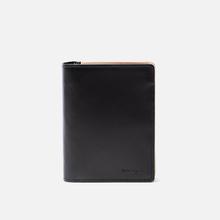 Кошелек Master-piece Plain ver.2 Middle Black фото- 0