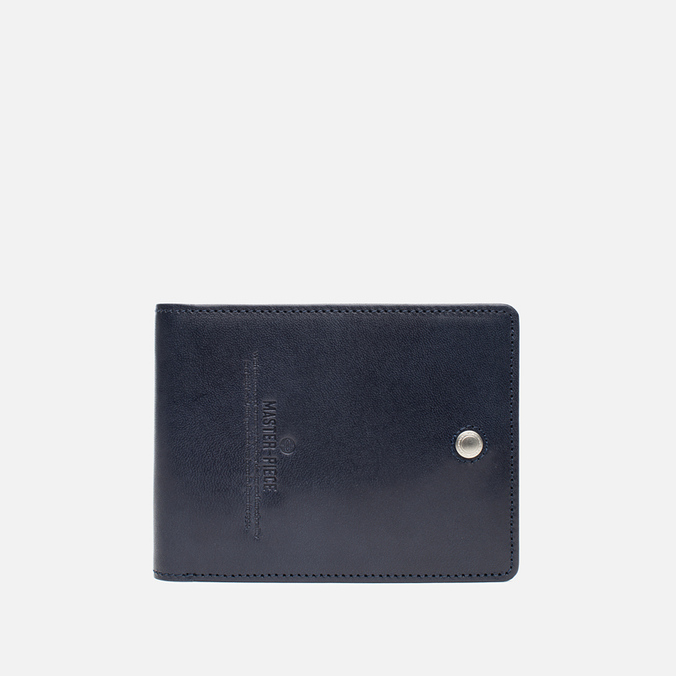 Master-Piece Signal Billfold Wallet Navy