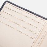 Master-Piece Signal Billfold Wallet Navy photo- 6