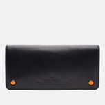 Master-Piece Signal Large Wallet Black photo- 0