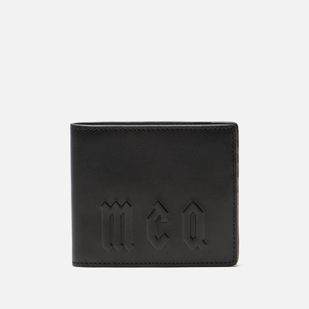 Кошелек McQ Alexander McQueen Fold Black