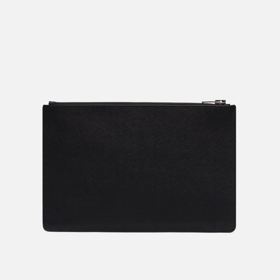 Кошелек McQ Alexander McQueen Tablet Pouch Leather Monster Print Black