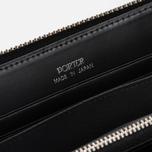 Кошелек Medicom Toy Bearbrick x Porter Long Leather Black фото- 5