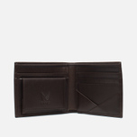 Кошелек Mismo Billfold Dark Brown фото- 1