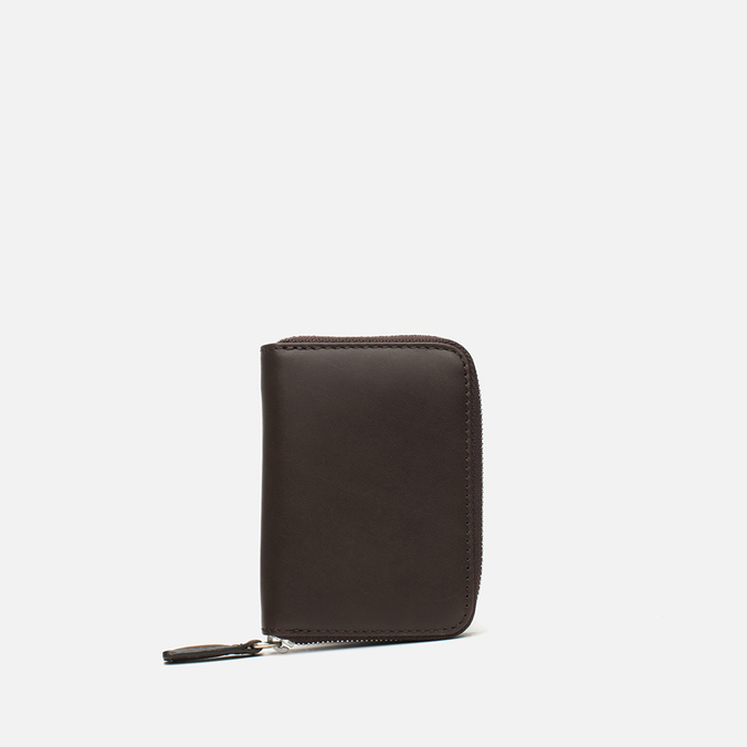 Кошелек Mismo Mini Wallet Dark Brown