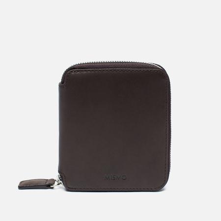 Mismo Wallet Dark Brown