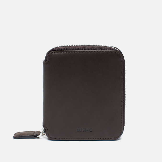 Кошелек Mismo Wallet Dark Brown
