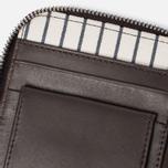 Mismo Wallet Dark Brown photo- 4