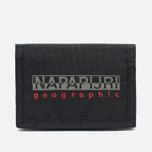 Кошелек Napapijri Hallet Black фото- 0
