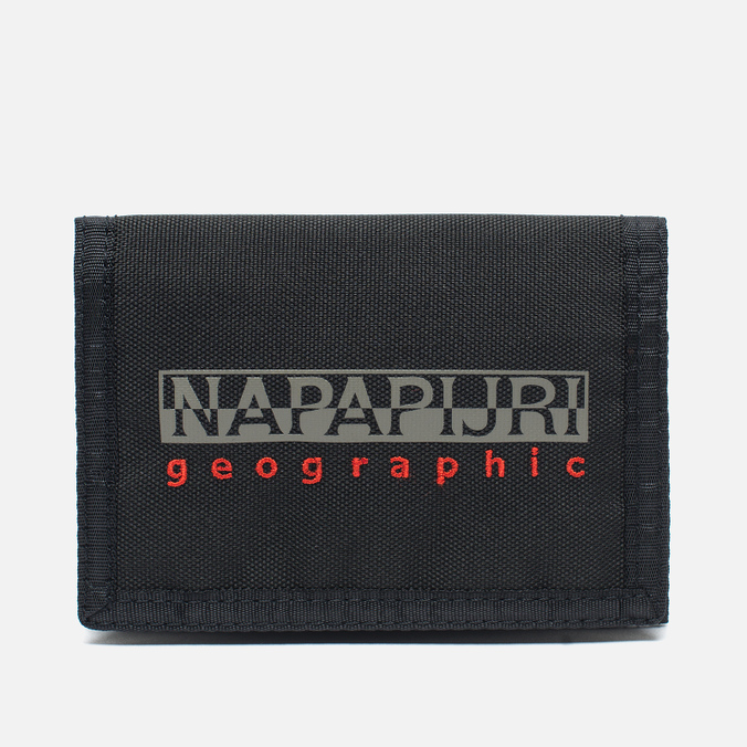 Кошелек Napapijri Hallet Black