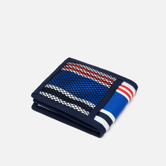 Кошелек Polo Ralph Lauren Big Polo Billfold Nylon Red/White/Navy