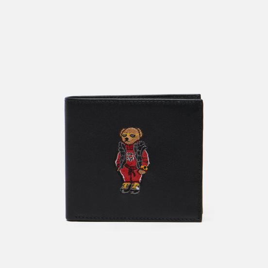 Кошелек Polo Ralph Lauren Chinese New Year Bear Bilfold Black