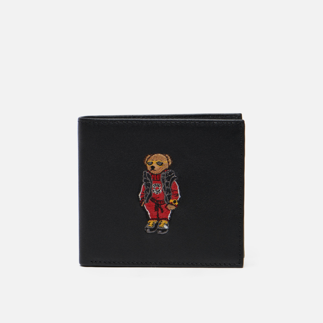 Кошелек Polo Ralph Lauren Chinese New Year Bear Bilfold Black