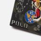 Кошелек Polo Ralph Lauren Military Smooth Leather Billfold Camouflage фото - 3