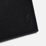 Кошелек Polo Ralph Lauren Small EU Billfold Smooth Leather Black фото- 4