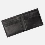 Кошелек Polo Ralph Lauren Small EU Billfold Smooth Leather Black фото- 1