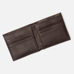 Кошелек Polo Ralph Lauren Small EU Billfold Smooth Leather Brown фото- 1