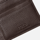 Кошелек Polo Ralph Lauren Small EU Billfold Smooth Leather Brown фото- 4