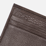 Кошелек Polo Ralph Lauren Small EU Billfold Smooth Leather Brown фото- 5