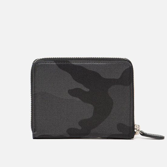 Кошелек Porter-Yoshida & Co Camouflage Bifold Black