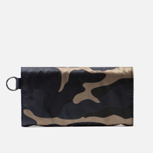 Кошелек Porter-Yoshida & Co Counter Shade Long Woodland Khaki фото- 2