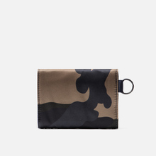 Кошелек Porter-Yoshida & Co Counter Shade Medium Woodland Khaki фото- 2