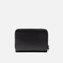 Кошелек Porter-Yoshida & Co Glaze Leather Bi-Fold Black фото- 2