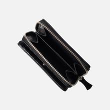 Кошелек Porter-Yoshida & Co Glaze Leather Bi-Fold Black фото- 3