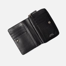 Кошелек Porter-Yoshida & Co Glaze Leather Bi-Fold Black фото- 4