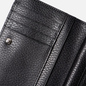 Кошелек Porter-Yoshida & Co Glaze Leather Bi-Fold Black фото - 6