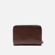 Кошелек Porter-Yoshida & Co Glaze Leather Bi-Fold Brown фото- 2