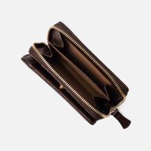 Кошелек Porter-Yoshida & Co Glaze Leather Bi-Fold Brown фото- 3