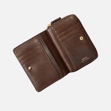 Кошелек Porter-Yoshida & Co Glaze Leather Bi-Fold Brown фото- 4
