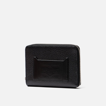 Кошелек Porter-Yoshida & Co Glaze Leather Passport Case Black фото- 1