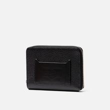 Кошелек Porter-Yoshida & Co Glaze Leather Passport Case Black фото- 1