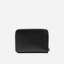 Кошелек Porter-Yoshida & Co Glaze Leather Passport Case Black фото- 2