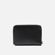 Кошелек Porter-Yoshida & Co Glaze Leather Passport Case Black фото- 2