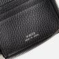 Кошелек Porter-Yoshida & Co Glaze Leather Passport Case Black фото - 4