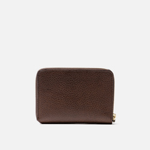 Кошелек Porter-Yoshida & Co Glaze Leather Passport Case Brown фото- 2