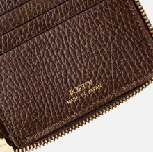 Кошелек Porter-Yoshida & Co Glaze Leather Passport Case Brown фото- 4