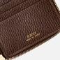 Кошелек Porter-Yoshida & Co Glaze Leather Passport Case Brown фото - 4