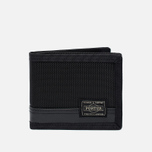 Porter-Yoshida & Co Heat Coin Wallet Black photo- 0