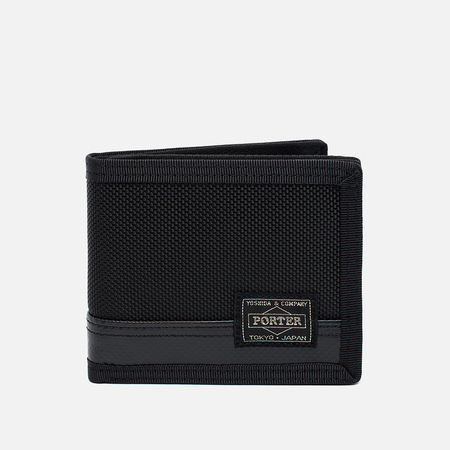 Кошелек Porter-Yoshida & Co Heat Coin Black