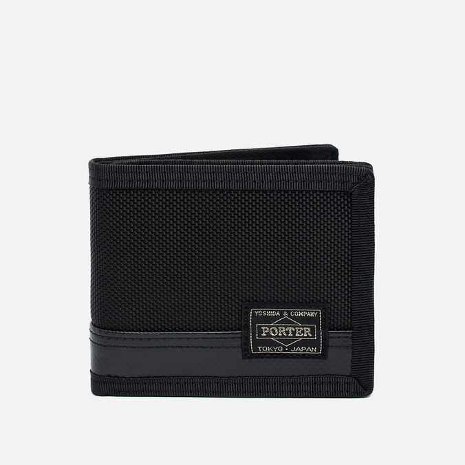 Porter-Yoshida & Co Heat Coin Wallet Black