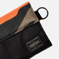 Кошелек Porter-Yoshida & Co PS Camo Long Woodland Orange фото - 3